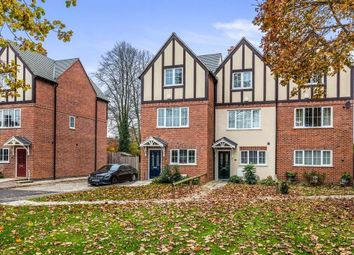 Thumbnail 3 bed terraced house for sale in Boundary Close, Mountsorrel
