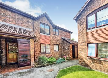 Thumbnail 2 bed flat for sale in Brimstage Green, Heswall, Wirral