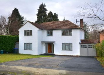 Thumbnail 3 bedroom detached house for sale in The Uplands, Gerrards Cross, Buckinghamshire