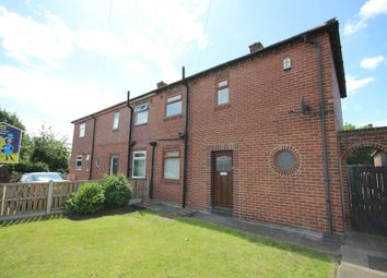 Thumbnail 2 bed semi-detached house for sale in Queensway, Rothwell, Leeds