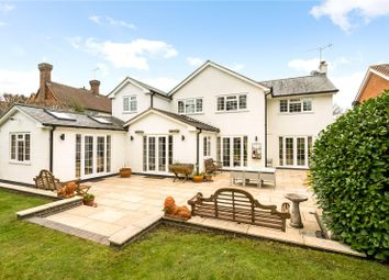 Thumbnail 5 bed detached house for sale in Oak End Way, Woodham, Surrey