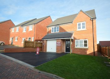 Thumbnail 4 bed detached house for sale in Cayton Reach, Middle Deepdale, Scarborough