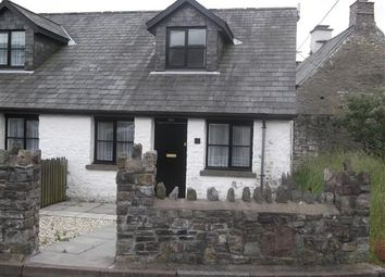 Thumbnail 2 bed end terrace house to rent in Barn Cottages, Hennoyadd Road, Swansea