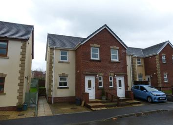 Thumbnail 3 bedroom semi-detached house to rent in Maes Abaty, Whitland, Carmarthenshire