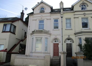 Thumbnail 1 bed flat to rent in New Road, Brixham