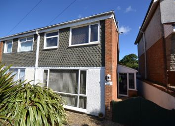 Thumbnail 3 bed semi-detached house for sale in Lidmore Road, Barry