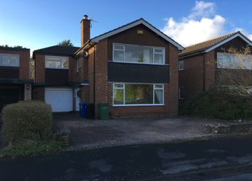 Thumbnail 3 bed property to rent in Langdale Road, Bramhall, Stockport
