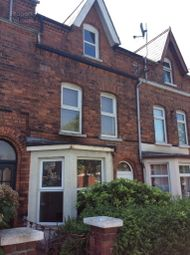 Thumbnail 4 bed terraced house to rent in Donegall Road, Belfast