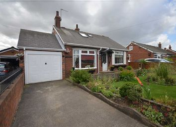 Thumbnail 4 bed detached bungalow for sale in Redhill Avenue, Castleford, West Yorkshire