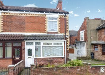 Thumbnail 3 bed terraced house for sale in Stirling Villas, Stirling Street, Hull