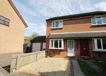 Thumbnail 1 bed semi-detached house for sale in Ellicks Close, Bradley Stoke, Bristol