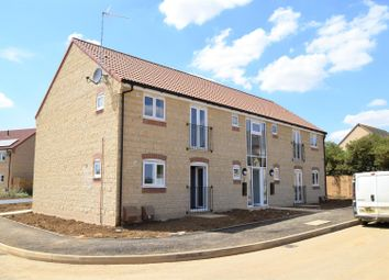 Thumbnail 2 bed flat for sale in Stud Road, Barleythorpe, Oakham