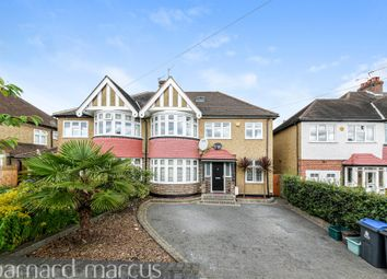 Thumbnail 4 bed semi-detached house for sale in Kings Drive, Berrylands, Surbiton