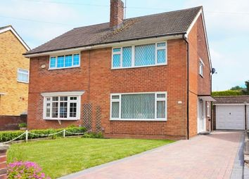 Thumbnail 3 bedroom semi-detached house for sale in Shrubland Drive, Reading