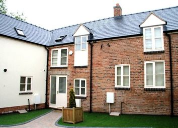 Thumbnail 2 bed terraced house to rent in Hammersley Mews, High Street, Mold