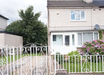 Thumbnail 2 bed semi-detached house to rent in Terregles Avenue, Glasgow