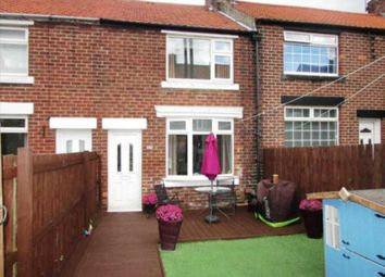 Thumbnail 2 bed terraced house to rent in Aged Miners Homes, Hill Crescent, Dawdon, Seaham
