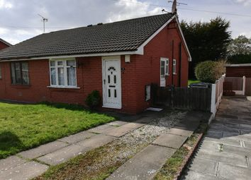 Thumbnail 2 bed bungalow to rent in Pennystone Close, Wirral