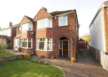 Thumbnail 3 bed semi-detached house for sale in Totley Lane, Bradway, Sheffield