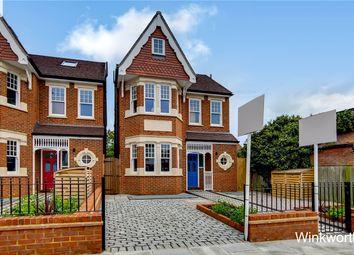 Thumbnail 6 bedroom detached house for sale in Ascott Avenue, London
