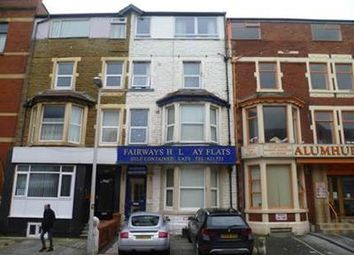 Thumbnail Commercial property for sale in 17 Charnley Road, Blackpool