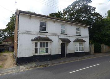 Thumbnail 1 bedroom maisonette for sale in High Street, Somersham, Huntingdon