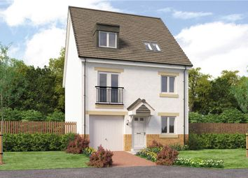 "Thumbnail 5 bedroom detached house for sale in ""Dewar Det"" at Path Brae, Kirkliston"