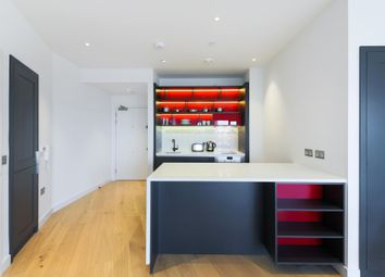 Thumbnail 1 bedroom flat for sale in Albion House, London City Island, London