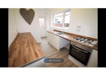 Thumbnail 2 bedroom terraced house to rent in Woolmer Road, Nottingham