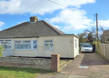 Thumbnail 2 bed bungalow for sale in Victoria Road, Capel-Le-Ferne, Folkestone