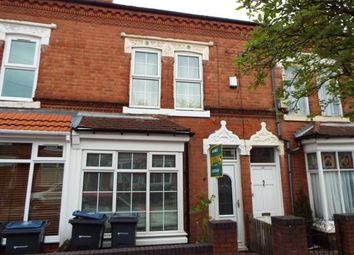 Thumbnail 3 bedroom terraced house for sale in Manilla Road, Selly Park, Birmingham, West Midlands