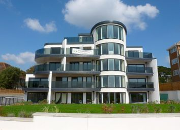 Thumbnail 3 bedroom flat to rent in The Quarterdeck, Boscombe Overcliff Drive, Bournemouth