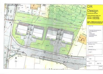 Thumbnail Land for sale in Building Land At Crug, Heol Y Gaer, Llanybydder, Carmarthenshire