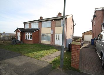 Thumbnail 3 bed semi-detached house to rent in Gore Hill Estate, Thornley