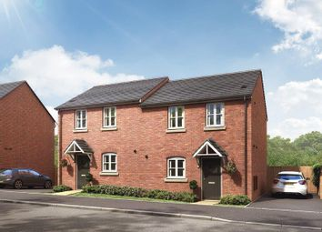 Thumbnail 2 bed semi-detached house for sale in Grants Hill Way, Woodford Halse, Daventry