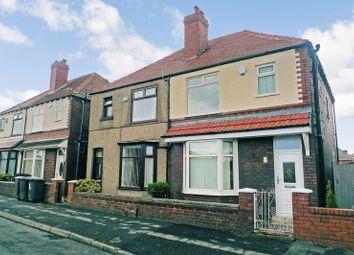 Thumbnail 3 bed semi-detached house to rent in Lambton Street, Morris Green, Bolton