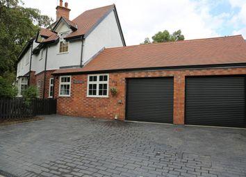 Thumbnail 5 bedroom detached house for sale in Barnstone Road, Nottingham, Nottinghamshire