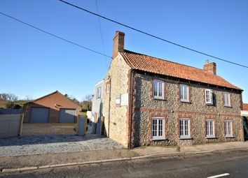 Thumbnail 3 bedroom cottage for sale in Church Street, North Creake, Fakenham