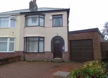 Thumbnail 3 bed semi-detached house for sale in Derwent Avenue, Prescot