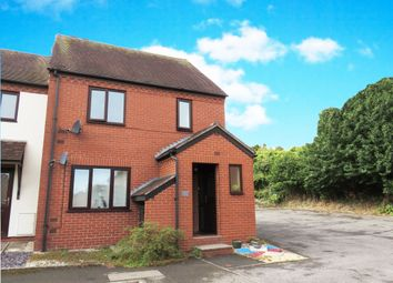 Thumbnail 1 bed maisonette for sale in St. Clements Court, Worcester