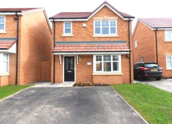 Thumbnail 3 bed detached house for sale in Limetree Road, Kirkby, Liverpool