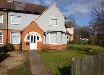 Thumbnail 3 bed semi-detached house for sale in Kettering Road, Northampton