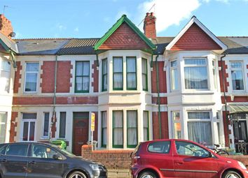 Thumbnail 4 bed terraced house to rent in Australia Road, Heath/Gabalfa, Cardiff