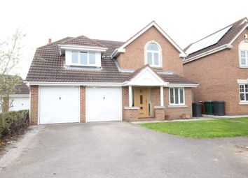 Thumbnail 4 bed detached house to rent in Tinsell Brook, Hilton, Derbyshire