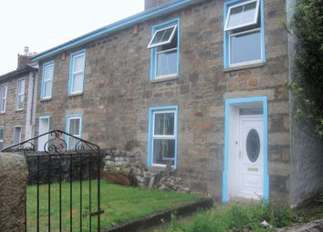 Thumbnail 3 bed semi-detached house to rent in North Parade, Camborne