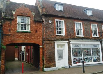 Thumbnail 3 bed flat for sale in 25A High Street, Stony Stratford, Buckinghamshire
