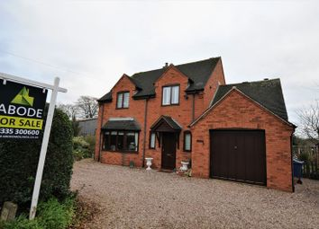 Thumbnail 3 bed detached house for sale in Mill Lane, Ellastone, Ashbourne