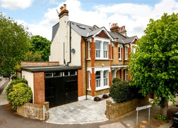 Thumbnail 5 bedroom semi-detached house for sale in Rayleigh Road, London