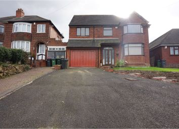 Thumbnail 6 bed detached house to rent in New Birmingham Road, Oldbury