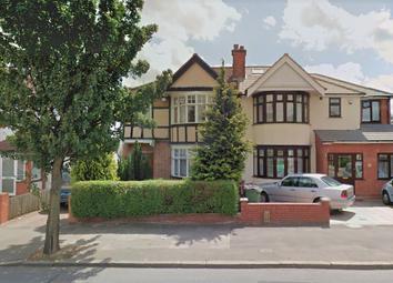 Thumbnail 1 bed flat to rent in Oakington Manor, Wembley
